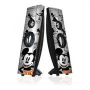 Disney Mickey Mouse Tower Desktop Speaker-USB Interface, Retail Packaged ,