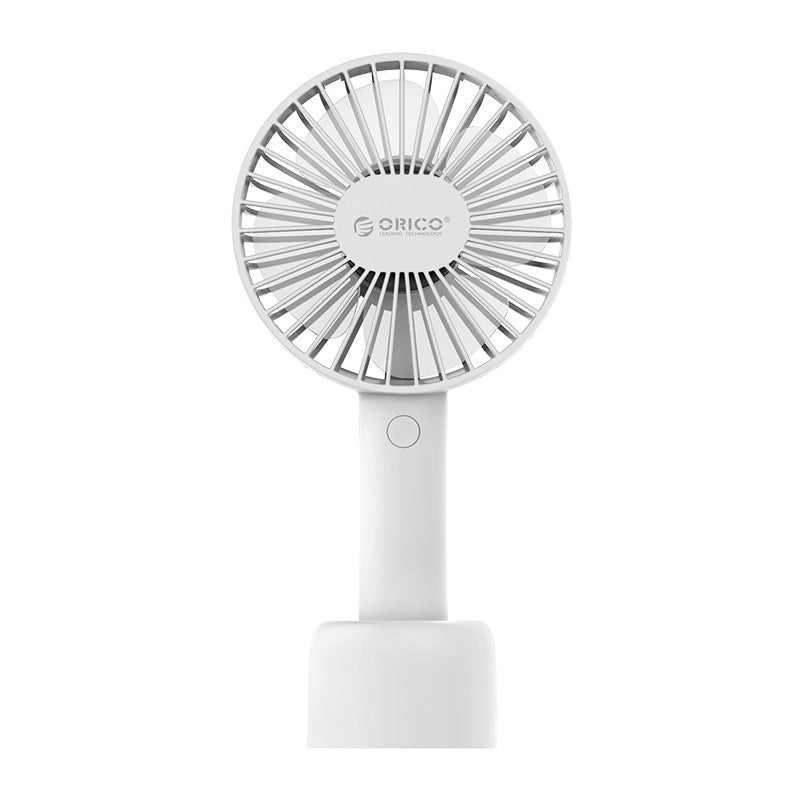 Orico Mini Rechargeable USB Desktop Fan White