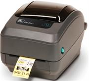 Zebra GK420D-Desktop Direct Thermal Barcode Printer With Parallel, Serial And USB Interfaces, Retail Box, 1 year Limited Warranty
