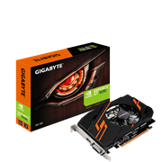 Gigabyte GT1030 OC 2GB DDR5 VGA card, HDMI, DVI-D , Retail Box , 2 year Limited warranty