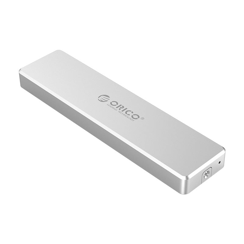 Orico M.2 NVME (2230/2242/2260/2280) to USB3.1(Device Input) Gen-2 Type-C(Enclosure Side) SSD Enclosure (2TB Max) Aluminium