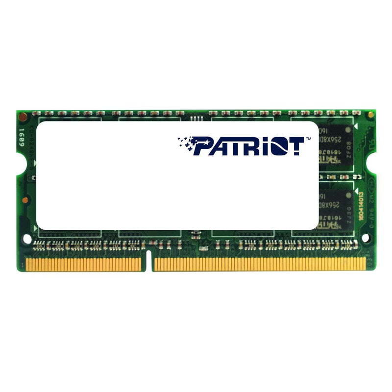 Patriot Signature Line 8GB DDR3L 1600MHz SO-DIMM Dual Rank