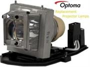 Optoma Projector lamp , UHP type , 190Watt –Compatible with Optoma X305ST , W305ST , GT760 Projectors, Retail Box , 3 Months OR 500hrs Warranty