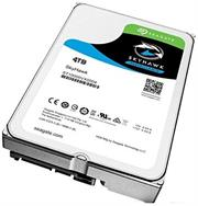 Seagate SkyHawk 4TB 64MB Cache 3.5 inch Internal Surveillance Hard Disk Drive - SATA III 6 Gb/s Interface, , 3 year warranty