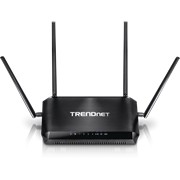 TRENDnet AC2600 StreamBoost MU-MIMO WiFi Router , Retail Box, 1 year Limited Warranty