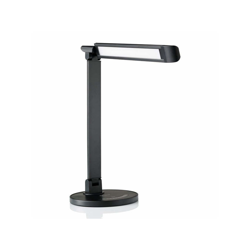 TAOTRONICS LED 410lm Desk Lamp with USB 5 V/1 A Charging Port Black