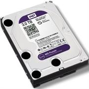"Western Digital Purple - 3.0TB 3.5"" SATA3 6.0Gbps Surveillance HDD, Intellipower™ Speed Management, 64MB Cache, 145MB/s Host to/from (Sustained), AllFrame, HD Video Optimised, , 2 year warranty"