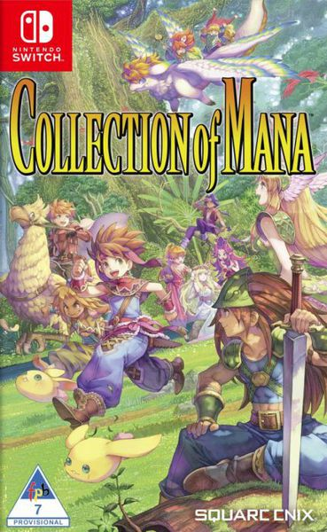 COLLECTION OF MANA   (NS)