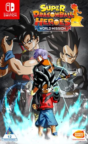 SUPER DRAGON BALL HEROES: WORLD MISSION (NS)