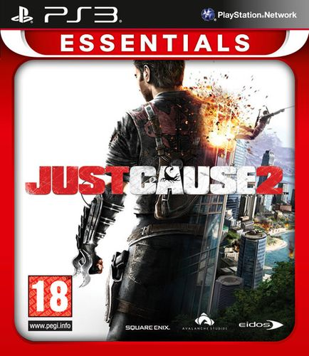 ESSENTIALS PS3: JUST CAUSE 2