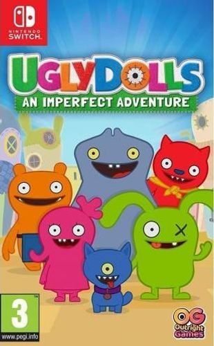 UGLY DOLLS: AN IMPERFECT ADVENTURE (NS)