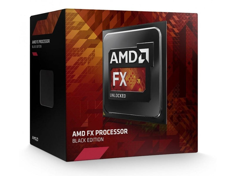 Amd FX-8370 Black Edition Processor