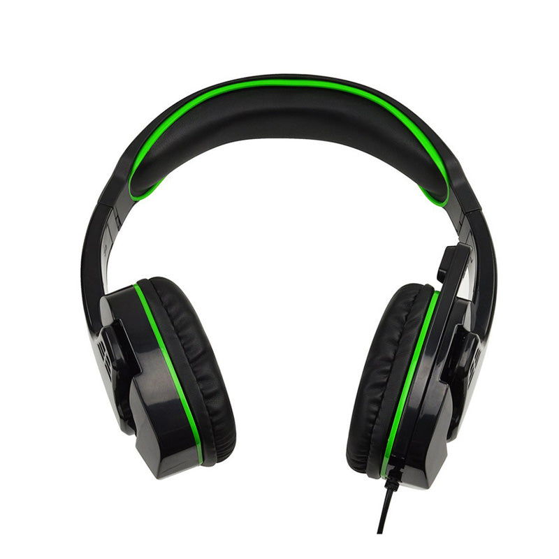 Sparkfox X-Box One SF1 Stereo Headset Black and Green