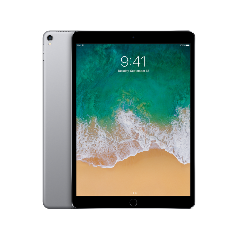10.5-inch iPad Pro Wi-Fi 512GB - Space Grey