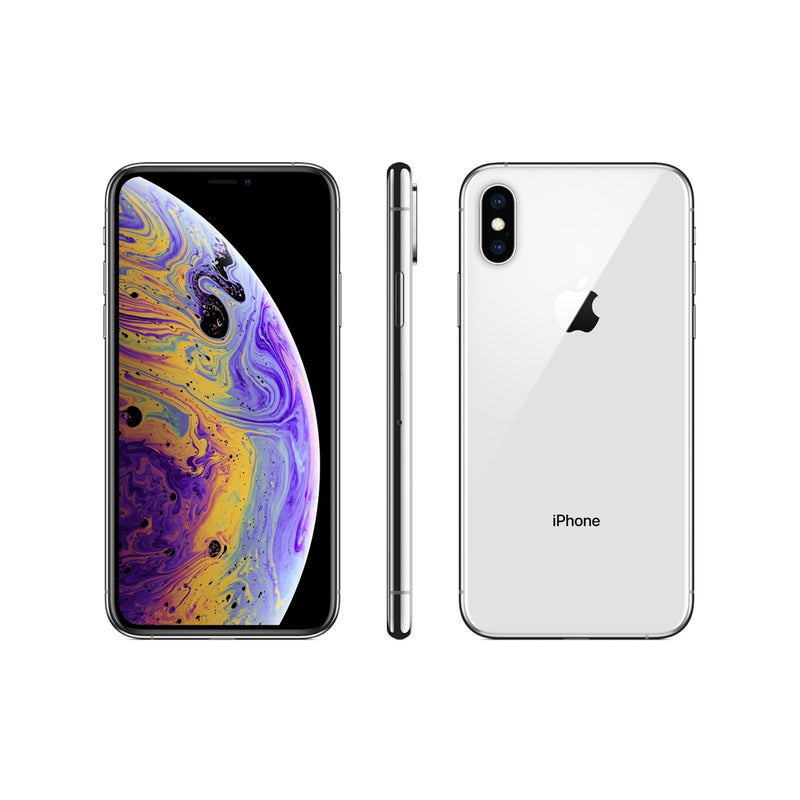 iPhone Xs 512GB - Silver