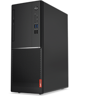 Lenovo Desktop Think Centre V520 TWR Desktop Intel Core i5 7400 4GB 1TB HDD Intel Integrated Graphics DVD Writer Win 10 Pro 64 1 Year Carry in, Retail Box, 1 Year Warranty