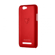 Wileyfox Spark X Genuine Protective Case - Red, Retail Box, No Warranty