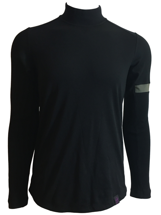 Long Sleeve Merino Mock - RUX USA