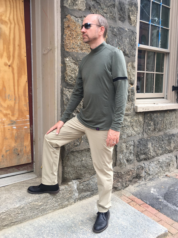 Crossover Pants: From the Office to the Outdoors