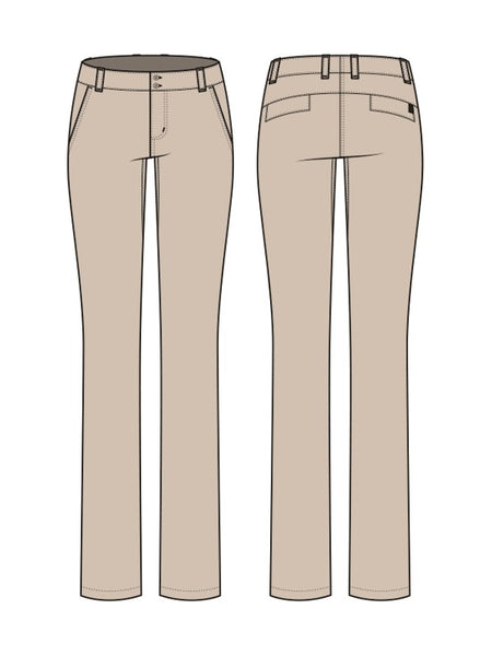 Women's Crossover Pants: From the Office to the Outdoors (Coming Spring 2019)
