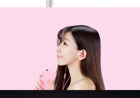 Original Mi Xiaomi Piston 3 Fresh Youth Version Earphone In-Ear 3.5mm Colorful Earphone With Mic Earphones