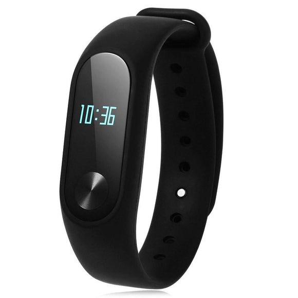 Xiaomi Mi Band 2 Smart Bracelet Fitness Tracker OLED Screen Heart Rate Monitor