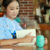 Oil Diffuser Ultrasonic Humidifier USB LED Colorful Light Air Aroma Diffuser Aromatherapy Mist Maker Fogger