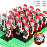Lego Roman Warriors