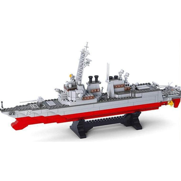 Compatible Lego Battleships Warships Navy Ships Sets The Brick Armory