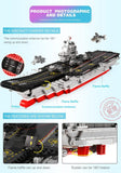 Type 001A Aircraft Carrier 1355 Pieces
