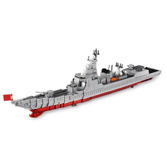 Lego Type 052D Destroyer