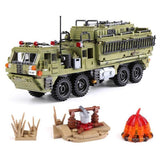 Lego Army Trucks - The Scorpion