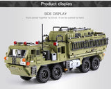 The Scorpion Heavy Truck 1377 Pieces - The Brick Armory