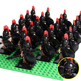 Spartan Elite Soldiers Minifigures 21-Pack