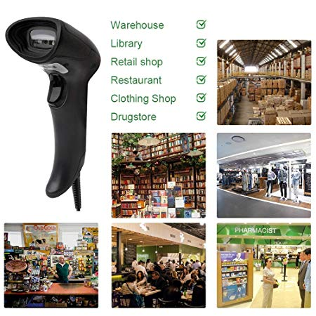 Science knowlege about barcode scanner