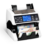 Mixed Denomination Money Counter Machine and Sorter Count Multi Currency IMC01 | MUNBYN