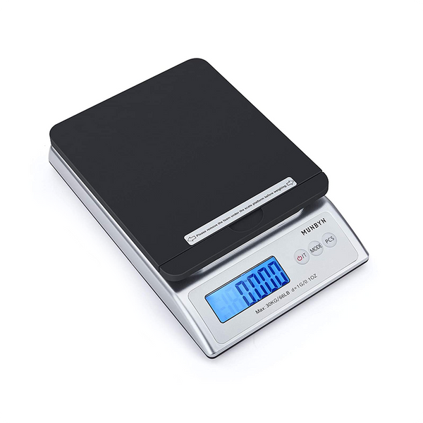 2021 Amazon Best Seller Digital Shipping Postal Postage Scale with Hold & Tare Function