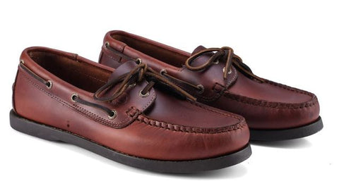 Lumberjacks Boat Shoe With Lace M7702