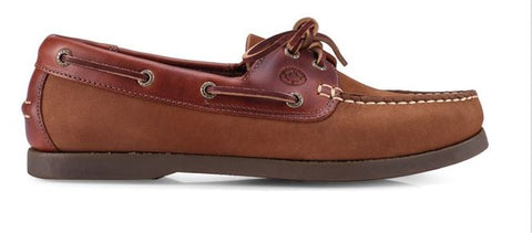 Lumberjacks Two Tone Boat Shoes M7703