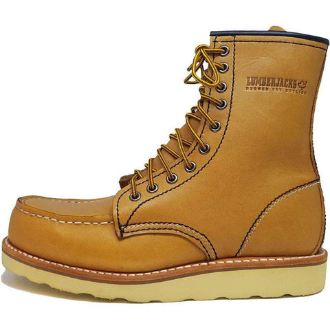 Evensville High Cut Moc Toe Boots