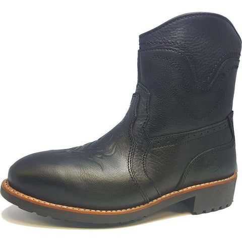 Bayford Ankle High Western Boots