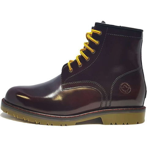 Biotrax Patent Leather Boots
