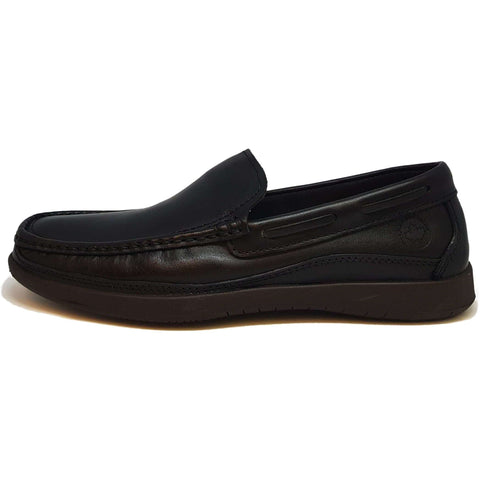 Fenwood Plus Size Slip On Loafers