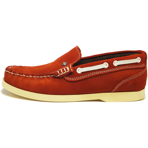 Giodex Suede Leather Loafers