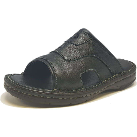 Superflex Slip On Leather Sandal