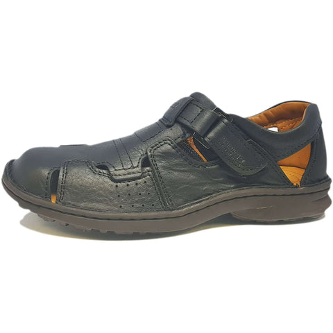 Tranfresh Closed Toe Leather Sandal
