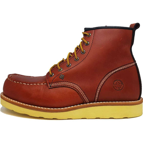 Zonis Moc Toe Leather Boots