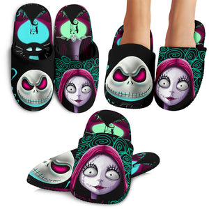 Nightmare Before Christmas Slippers
