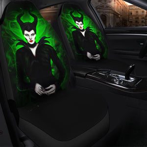 Maleficent Seat Covers