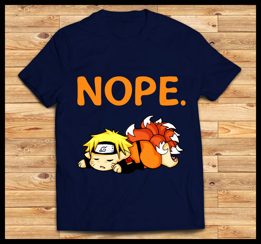 Cute Naruto Shirt 1